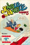 Cover For Jingle Jangle Comics 18