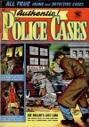 Cover For Authentic Police Cases 31