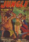Cover For Jungle Stories v5 7 Caravan of Terror John Peter Drummond