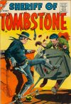 Cover For Sheriff of Tombstone 1