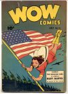 Cover For Wow Comics 15