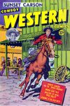 Cover For Cowboy Western 35