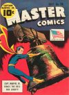 Cover For Master Comics 28