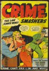 Cover For Crime Smashers 8