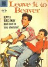 Cover For 0999 Leave It To Beaver