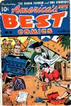 Cover For America's Best Comics 16
