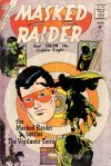 Cover For Masked Raider 25