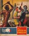 Cover For Sexton Blake Library S3 172 - The Case of the African Emigrant