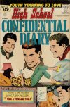 Cover For High School Confidential Diary 9