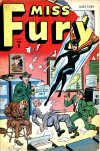 Cover For Miss Fury 8