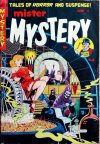Cover For Mister Mystery 6 (digcam)