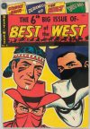 Cover For Best of the West 6