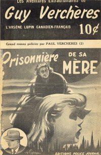 Large Thumbnail For Guy Verchères v2 02 - Prisonnière de sa mère