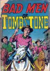 Cover For Badmen of Tombstone