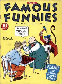 Large Thumbnail For Famous Funnies #80
