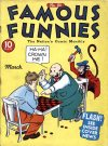 Cover For Famous Funnies 80
