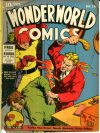 Cover For Wonderworld Comics 18