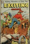 Cover For Exciting Comics 68
