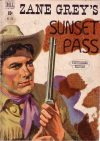 Cover For 0230 Zane Grey's Sunset Pass