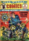 Cover For Blue Ribbon Comics 5