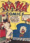 Cover For Ha Ha Comics 63