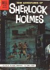 Cover For 1169 New Adventures of Sherlock Holmes