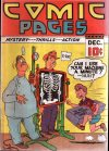 Cover For Comic Pages 6