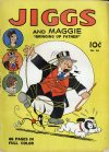 Cover For 18 Jiggs and Maggie Bringing Up Father