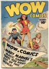Cover For Wow Comics 20