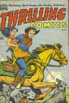Cover For Thrilling Comics 74