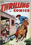 Cover For Thrilling Comics 80