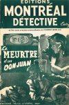 Cover For Domino Noir v2 13 Le meurtre d'un Don Juan