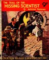 Cover For Sexton Blake Library S3 341 The Trail of the Missing Scientist