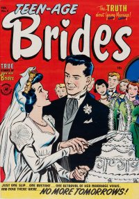 Large Thumbnail For Teen-Age Brides #4 - Version 2
