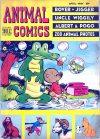 Cover For Animal Comics 26