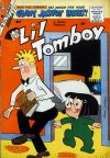 Cover For Li'l Tomboy 104