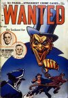 Cover For Wanted Comics 31