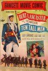 Cover For Fawcett Movie Comic 16 Ten Tall Men