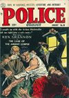 Cover For Police Comics 118