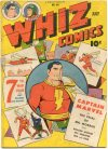 Cover For Whiz Comics 66