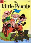 Cover For 0573 The Little People
