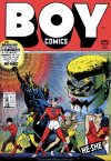 Cover For Boy Comics 9 (fiche/23paper)