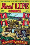 Cover For Real Life Comics 19