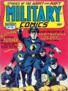 Cover For Military Comics 13