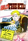 Cover For Billy the Kid 21