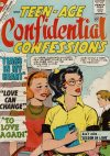 Cover For Teen Age Confidential Confessions 5