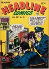 Cover For Headline Comics 56