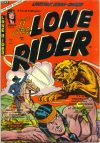 Cover For Lone Rider 22