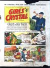 Cover For Girls' Crystal 1076