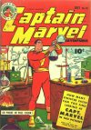 Cover For Captain Marvel Adventures 25 (paper/4fiche)